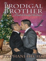 The Prodigal Brother (Blue Line Hockey #8)