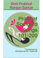 Prabhat Samgiita – Songs 101-200