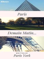 Paris, Demain Matin...