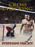 Cross Checking (Blue Line Hockey #9)