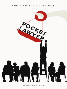 The Film and TV Actor's Pocketlawyer: Legal Basics Every Actor Should Know