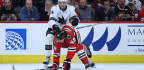 Berube Helps Blackhawks Top Sharks For Second Straight Victory