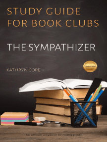 Study Guide for Book Clubs: The Sympathizer: Study Guides for Book Clubs, #22