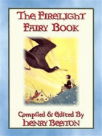 The FIRELIGHT FAIRY BOOK - 13 Fairy Tales from Fairy Goldenwand