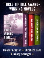 Three Tiptree Award–Winning Novels