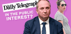Australian Deputy Prime Minister Barnaby Joyce Quits As Private Affair Becomes Public Scandal
