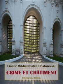 Crime et chatîment