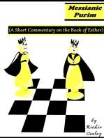 Messianic Purim (A Short Commentary on the Book of Esther)