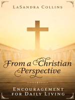 From a Christian Perspective