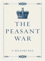The Peasant War