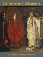 Spiritual Values in Shakespeare