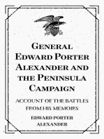 General Edward Porter Alexander and the Peninsula Campaign