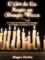 L'Art de La Magie au Bougie Wicca