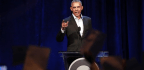 Obama Makes Pitch For His Presidential Center In Chicago's Jackson Park