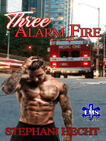 Three Alarm Fire (EMS Heat #8)
