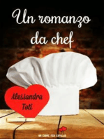 Un romanzo da chef (Un cuore per capello)
