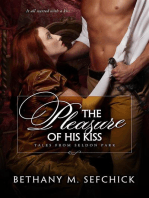 The Pleasure Of His Kiss