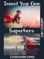 Invent Your Own Superhero