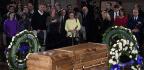 Republicans honor Billy Graham at Capitol Rotunda