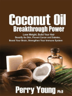 Coconut Oil Breakthrough Power