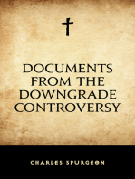 Documents from the Downgrade Controversy