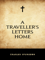 A Traveller's Letters Home