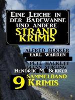 Sammelband 9 Krimis
