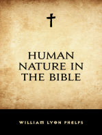 Human Nature in the Bible