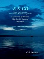 3 X CD