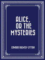 Alice, or The Mysteries