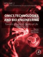 Omics Technologies and Bio-engineering: Volume 2: Towards Improving Quality of Life
