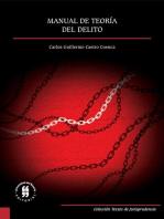 Manual de teoría del delito