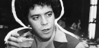 The Time Lou Reed Quit Music to Become a Poet