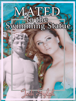 Mated to the Swimming Statue