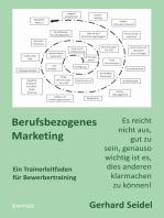 Berufsbezogenes Marketing