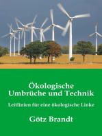Ökologische Umbrüche und Technik
