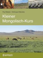 Kleiner Mongolisch-Kurs