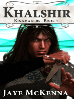 Khalshir (Kingmakers, Book 1)