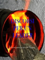 Discorsi per un Leader