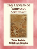 THE LEGEND OF YORIMASA - A Japanese Legend