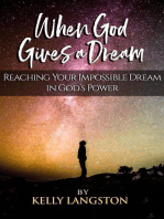 When God Gives a Dream