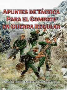 Apuntes de táctica para el combate en guerra regular