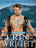 Accounting for Love – A Western Romance Novel