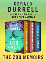 The Zoo Memoirs