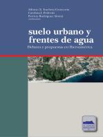 Suelo urbano y frentes de agua: Debates y propuestas en Iberoamérica