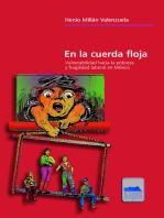 En la cuerda floja: Vulnerabilidad hacia la probreza y fragilidad laboral en México