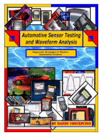 Automotive Sensor Testing and Waveform Analysis