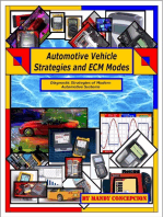 Automotive Vehicle Strategies and ECM Modes