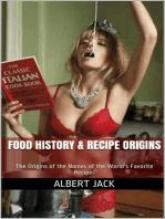 Food History & Recipe Origins