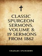 Classic Spurgeon Sermons, Volume 8